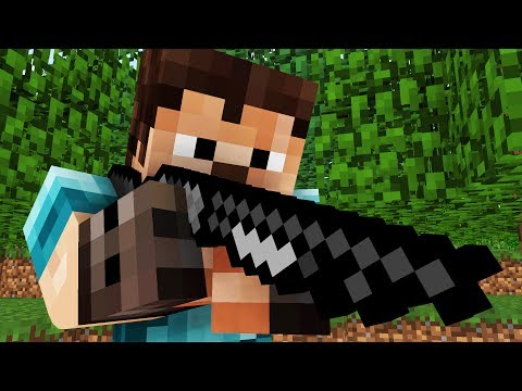 Wolf Life: The Chase -- Cubic Minecraft Animation