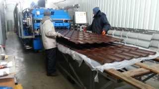 Производство металлочерепицы, профнастила, отливов, козырьков, комплектующих для кровли и заборов.(, 2014-02-08T18:55:53.000Z)