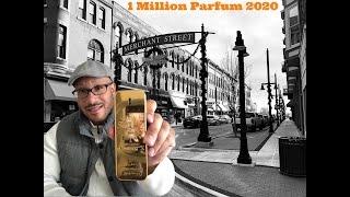 Paco Rabanne One Million Parfum 2020 REVIEW!!