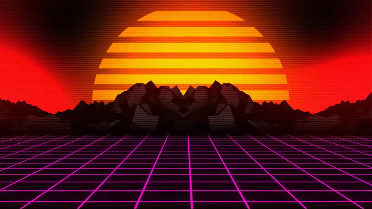 80's Intro (Synthwave)
