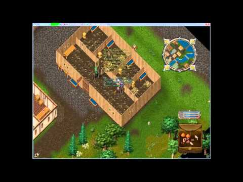 Making your first character on Ultima Online Forever
