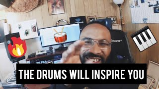 these drums might inspire you!! (making a boom bap hip hop beat)