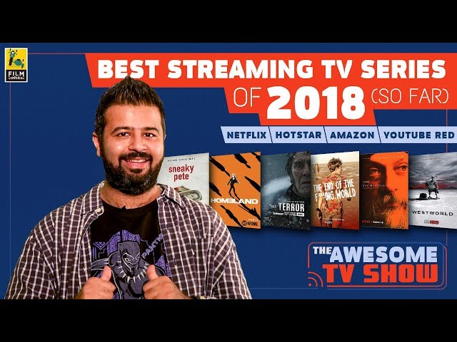 The Top 5 Shows Of 2018 (So Far) On Netflix, Amazon Prime