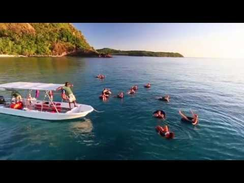 Mantaray Island Resort and Awesome Adventures Fiji