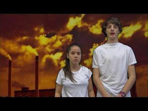 Insensatos, el clip del Colegio Saldaña para Manos Unidas