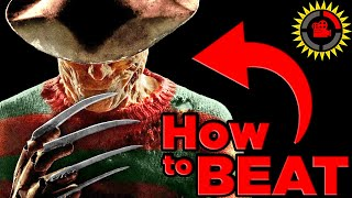 Film Theory: How To Beat Freddy Krueger! (A Nightmare on Elm Street)  w/ Dead Meat
