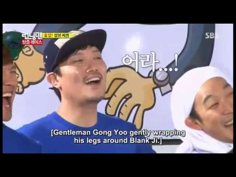 Gong Yoo - Strong and Sexy in Running Man