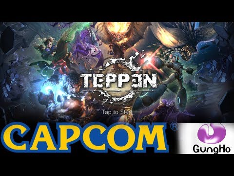 [Android/iOS] Teppen : Capcom & Gungho Card Game