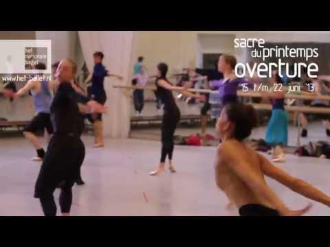 Sacre du Printemps/Overture -- Repetities / Rehearsals (Overture)