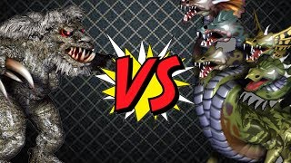 heroes of might and magic 3 Behemoth VS Hydra of Chaos