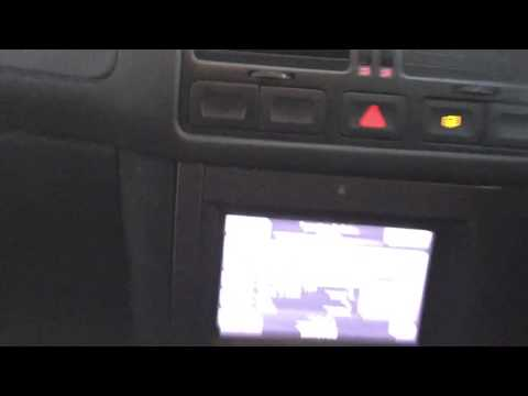 Stealthed Car PC In-dash Touch-screen