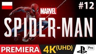 SPIDER-MAN PL (PS4 / 2018)  #12 (odc.12 REUP - opis)  Kolacja z MJ | Gameplay po polsku w 4K
