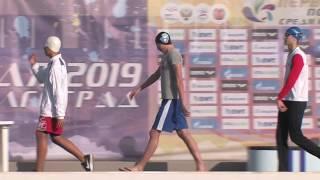 Первенство России по плаванию среди юношей и девушек. Финалы. День 5