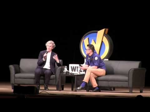Peter Capaldi @ Wizard World Minneapolis (May 6, 2017) (Full Panel)