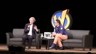 Peter Capaldi @ Wizard World Minneapolis (May 6, 2017) (Full Panel)