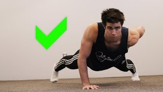 How to Get Your First One Handed Pushup | The Best Exercises