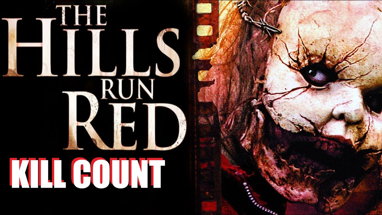 Download THE HILLS RUN RED (2009)   KILL COUNT