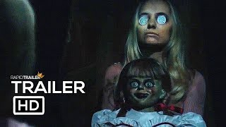 ANNABELLE COMES HOME Official Trailer (2019) Horror Movie HD