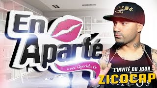 Zicocap En Aparté Avec Querida CV - S01/ITW12