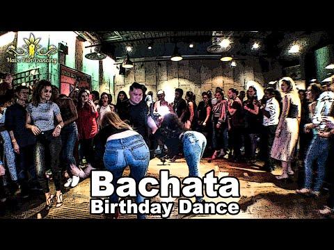 Daniel Chong's Bachata Birthday Dance at BOS (Bachata On Saturday) , Birthday Sex - Jeremih
