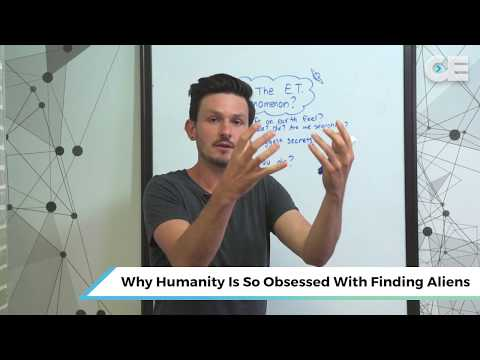 Why Humanity Is So Obsessed With ET/Alien Contact