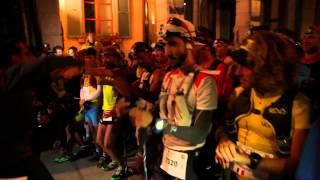 80km   Le Départ   Chamonix Marathon du Mont Blanc 2015