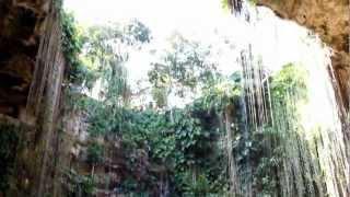 Сенот Мексика Чичен Ица(Сенот Ик Киль, Чичен Ица, Мексика., 2012-10-27T11:12:32.000Z)