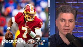 Minicamp notes: Patrick Mahomes injury, Dwayne Haskins' new start | Pro Football Talk | NBC Sports