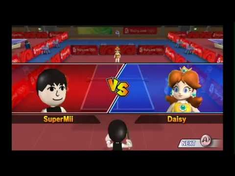 Mario & Sonic At The Olympic Games - Big Bang Circuit Finale | Mii