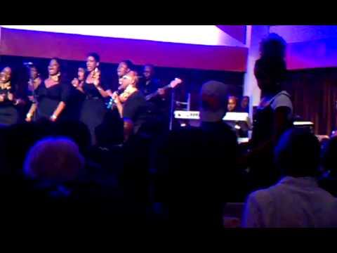 United Voices Concert Choir Sing Richard Smallwood