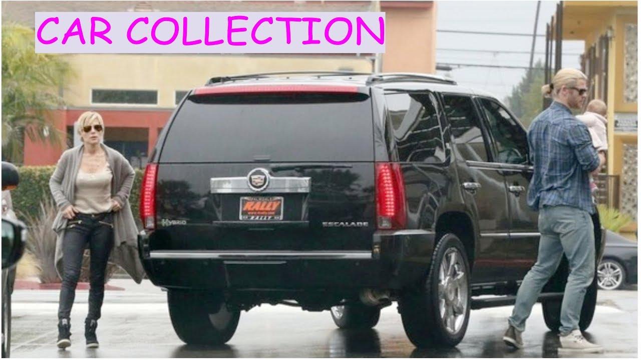 Chris Hemsworth car collection - YouTube