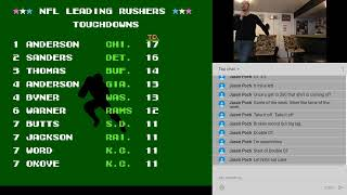Tecmo Super Bowl Fantasy Week 13