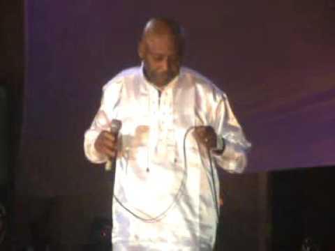 Marole Tchamba en live au FESPAM Congo Brazzaville