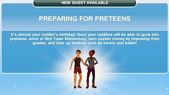 Sims Freeplay   Preparing For Preteens