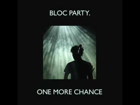 Bloc Party - One More Chance (Alex Metric Remix)