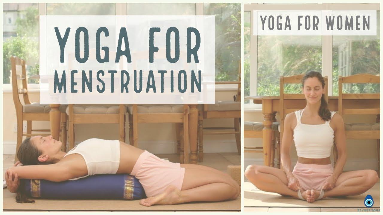 Yoga For Menstruation Zeynep Yoga