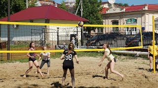 Волейбол, футбол, стритбол 24 июня