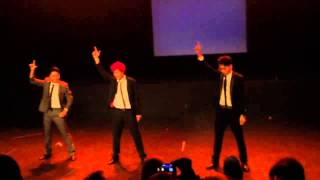 Boys Republic - The Real One (Performance by Funk Republic) || Kpop Summit 2015