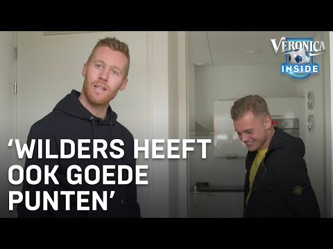 Op pad met Van Duinen: 'Moet huis uit..  Deurwaarder aan de deur geweest' | DENNIS - VERONICA INSIDE