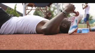 Usain Bolt - How hard is running? 2013 HD