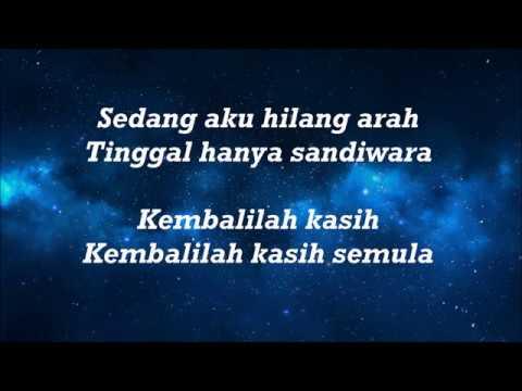 xPose Band - Sandiwara (lyrics)