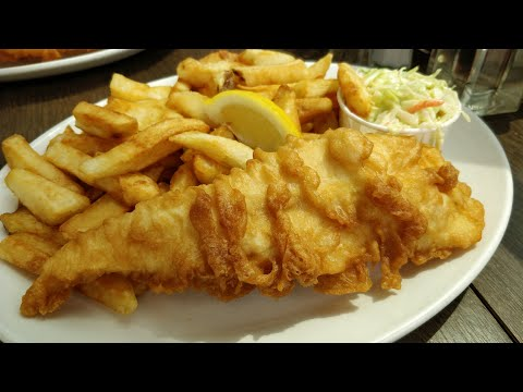 Food Quests: Olde Yorke Fish & Chips