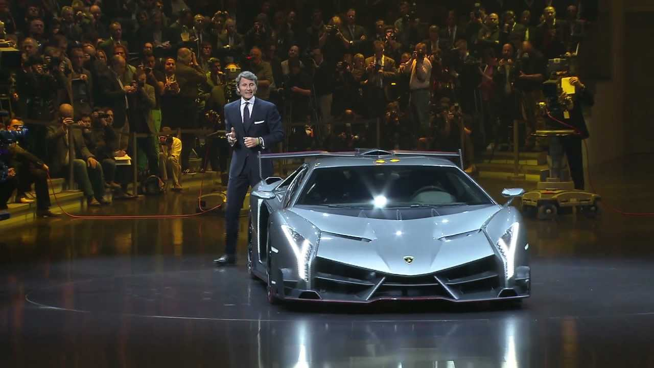 New Lamborghini Veneno Hd First Commercial 2014 Carjam Tv Hd Car Tv