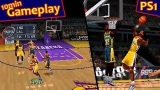 NBA ShootOut 2001 ... (PS1)