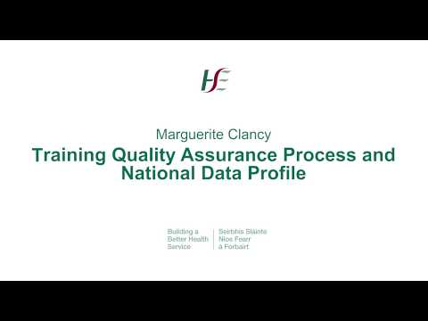 HSE Streaming   Training Quality Assurance Process