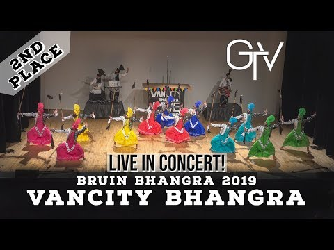 Vancity Bhangra – Second Place – Bruin Bhangra 2019