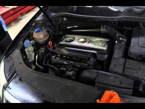 Volkswagen 2.0tsi off timing by 20°