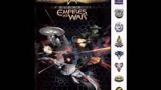 Star Trek Starfleet Command Volume II: Empires at war and Orion Pirates OST:  01 Intro Movie