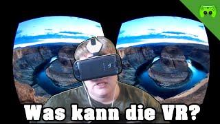 SAMSUNG GEAR VR - Was kann die VR? «» + Gewinnspiel
