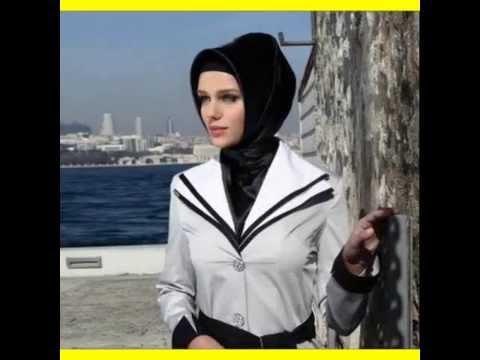 875c36d0bcf2f موديلات تركية أخر شياكة للمحجبات ازياء حجاب موضة